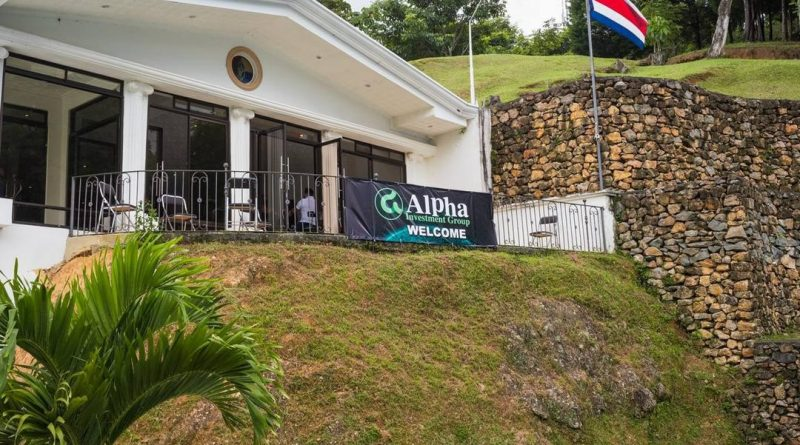 Alpha Investment Group's Seminar in Costa Rica
